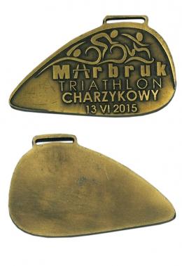 medal odlewany - marbruk