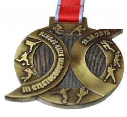 medal odlewany - sport