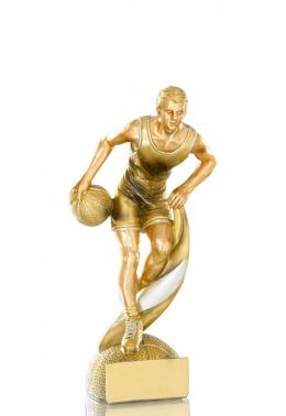 statuetka koszykówka 12528