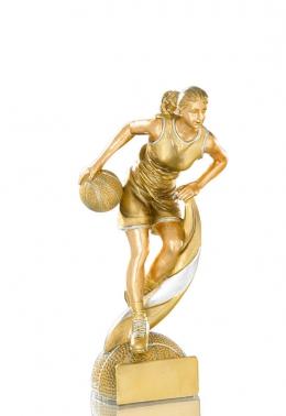 statuetka koszykówka 12527