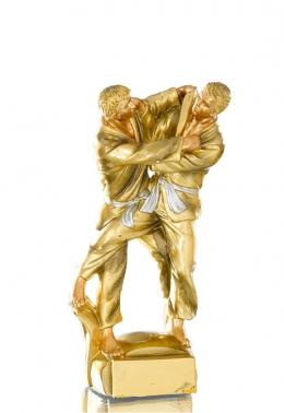 statuetka judo 12506