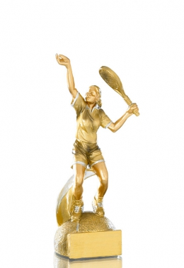 statuetka tenis 12514