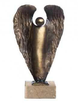 metaloplastyka anioł