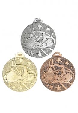 medal pływanie ny08