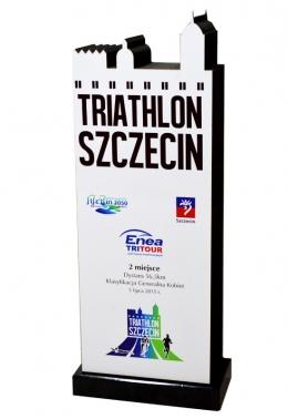 statuetka autorska triathlon