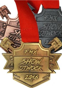 medal odlewany - show otwock