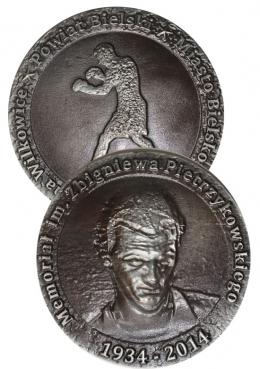 medal odlewany - Pietrzychowski