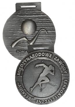 medal odlewany - Powiat Bielski