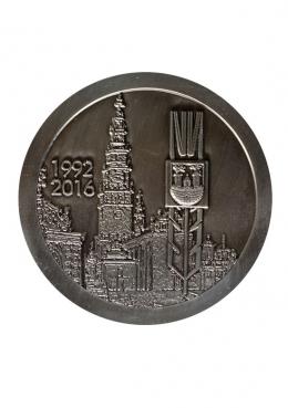 medal odlewany - Wystawa Rolnicza 1