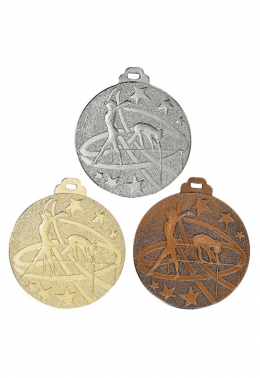 medal gimnastyka ny10