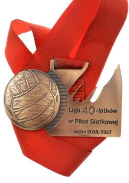 medal odlewany - MOSIR