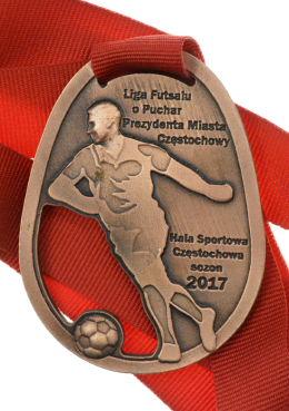 medal odlewany - MOSIR 2