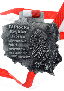 medal odlewany - Dzień Niepodległości 2