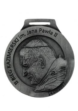 medal odlewany - Jan Paweł II