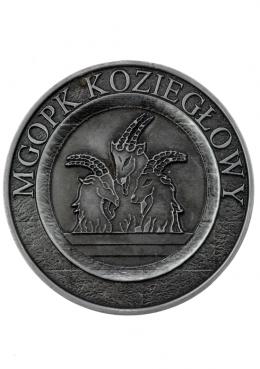 medal odlewany - Koziegłowy