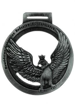 medal odlewany - Siły Zbrojne