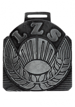medal odlewany - LZS