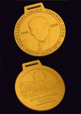 medal okolicznosciowy
