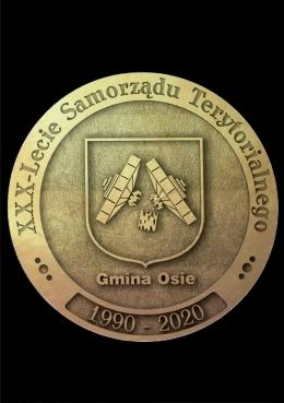 medal okolicznościowy LOT