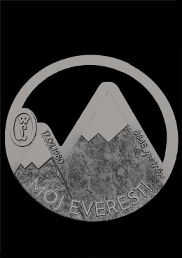medal odlewany EVEREST