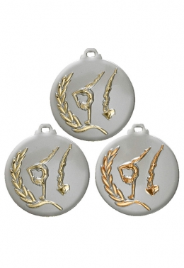 medal gimnastyka artystyczna nl28