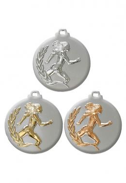 medal biegi kobiet nl17